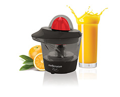 "Mellerware Citrus Juicer Plastic Black 500ml 25W ""Zest"""