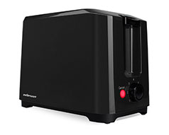 "Toaster 2 Slice 750W Cool Touch Black""Eco"""