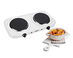 Helios 2000W Double Hotplate