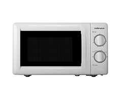 Microwave - Manual White 17L 'Libra'
