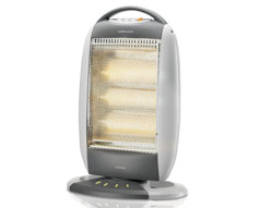 3 Bar Halogen Heater