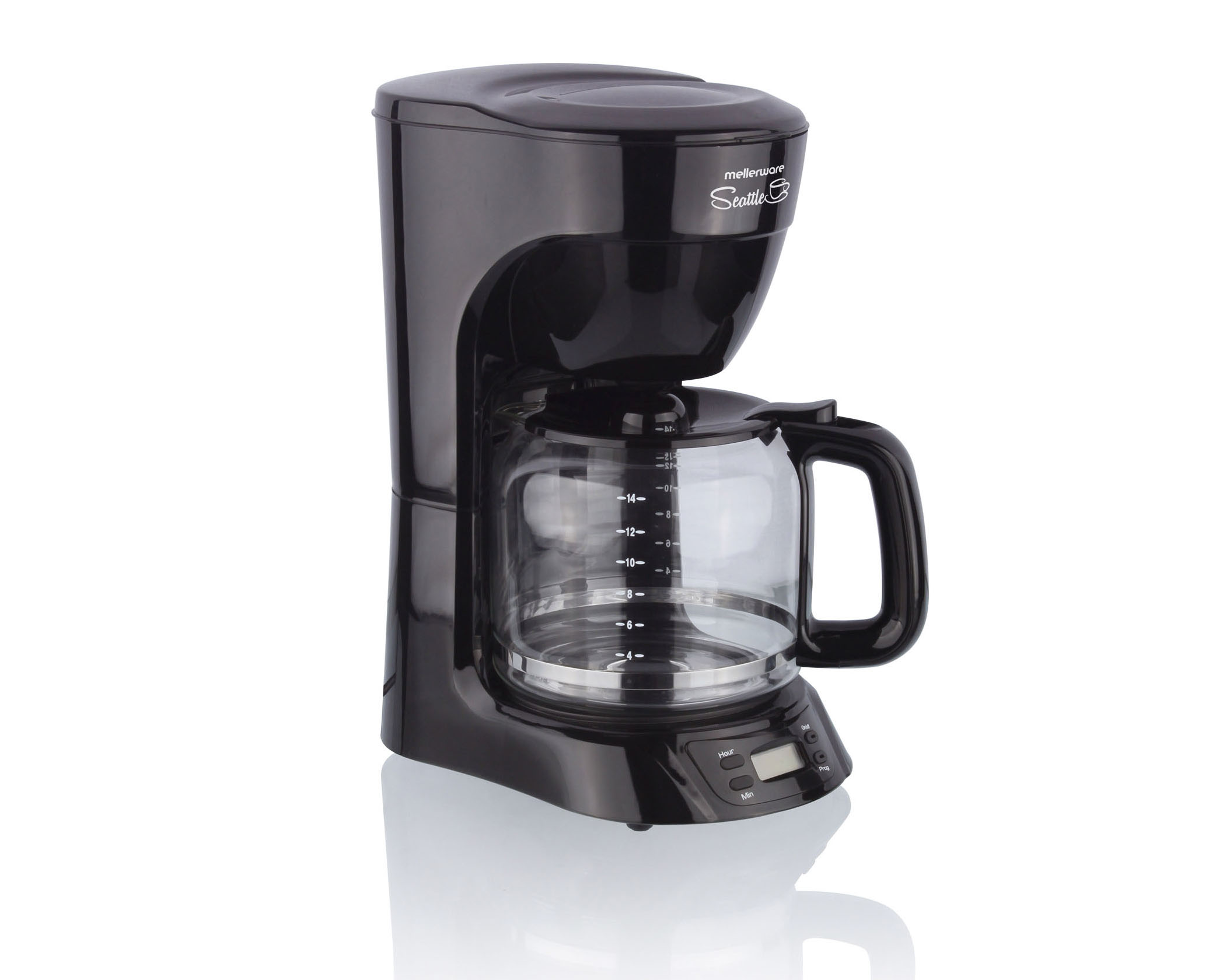 Seattle Drip Digital Filter Coffee Machine