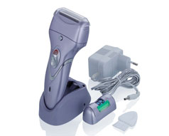 Smooth Moves 2-in-1 Rechargeable Epilator / Shaver